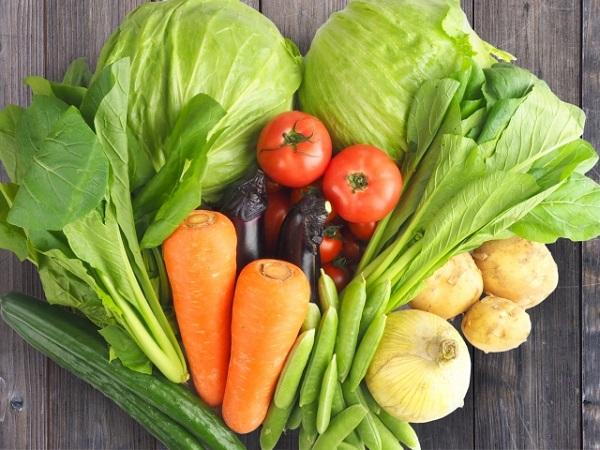 やさい酵素に新鮮野菜を使用