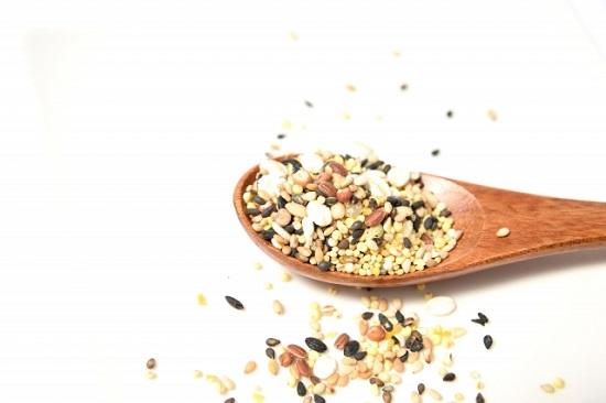 雑穀米のすすめ
