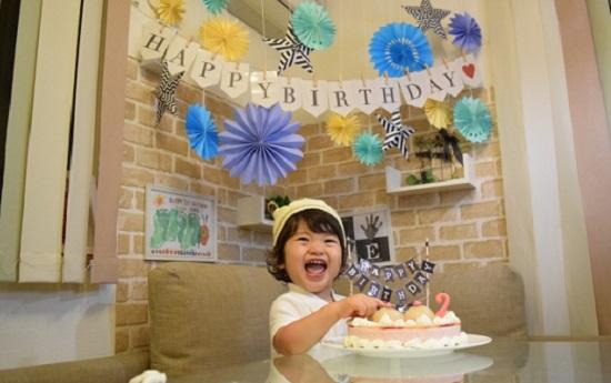 アイスケーキを誕生日に贈ってみよう!