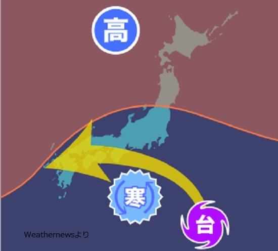 台風12号に警戒!