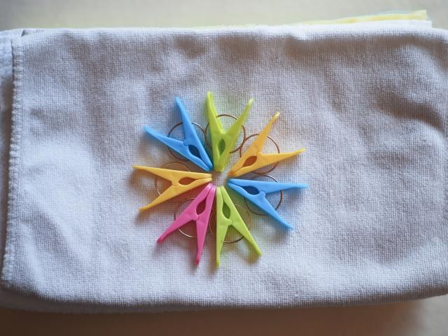 旅行に便利な洗濯用品